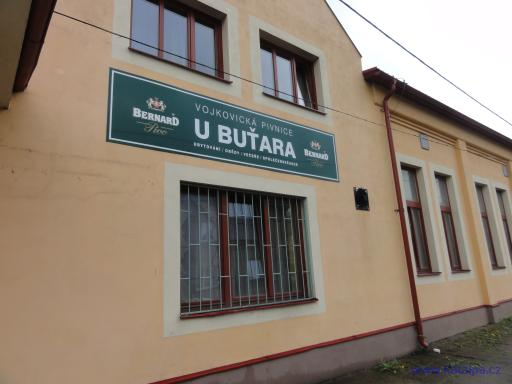 Vojkovická pivnice U Buťara - Vojkovice