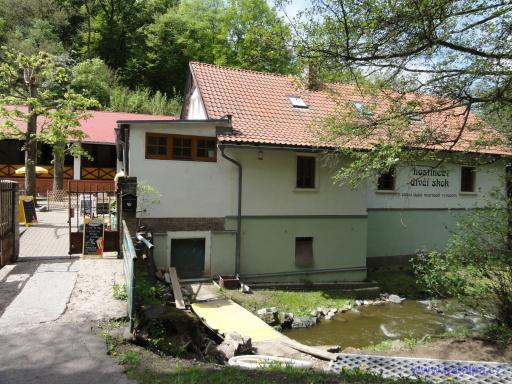 Hostinec dívčí skok - Praha