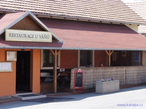 Restaurace U Váňů - Buš