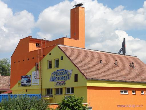 Penzion Motorest - Hoštka