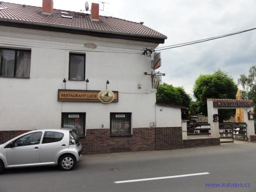 Restaurant Lucie - Velké Žernoseky
