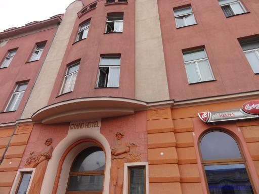 Grand hotel - České Budějovice