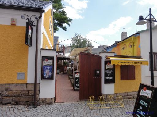 Restaurace U Slunce - Dvůr Králové nad Labem