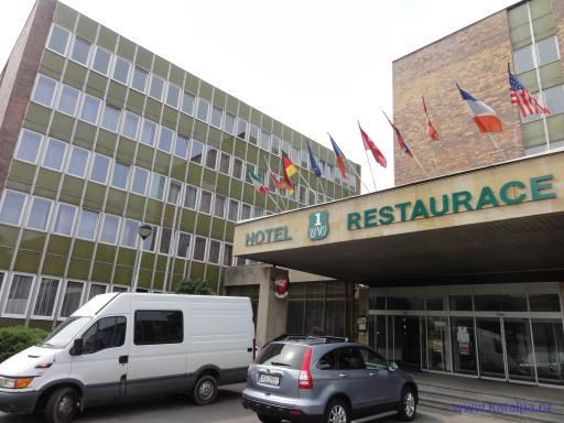 Hotel Uno - Ústí nad Orlicí