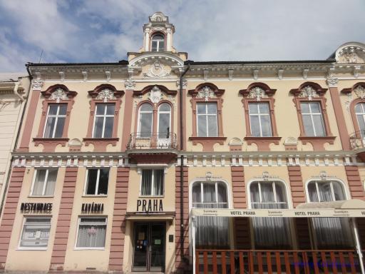 Hotel Praha - Nový Jičín