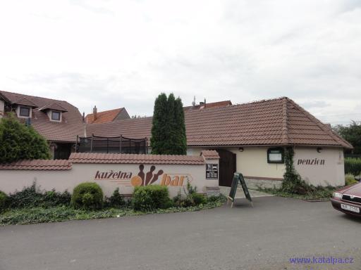 Kuželna bar - Hodslavice