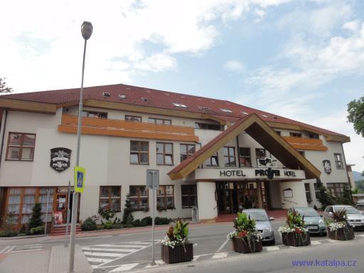 Hotel Prosper - Čeladná