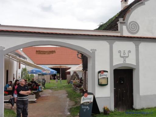 Restaurace-pension Špejchar u Vojty - Holašovice