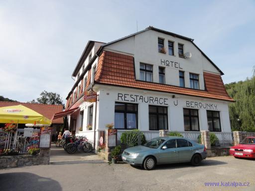 Restaurace U Berounky - Srbsko