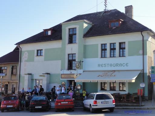 Restaurace U sokola - Divišov