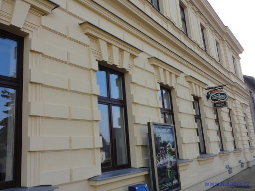 Nádražní restaurace - Bruntál