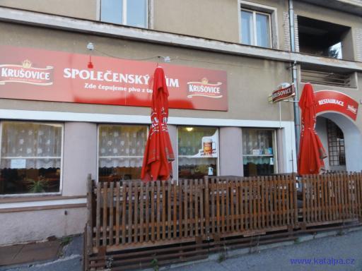 Společenský dům - Hořovice