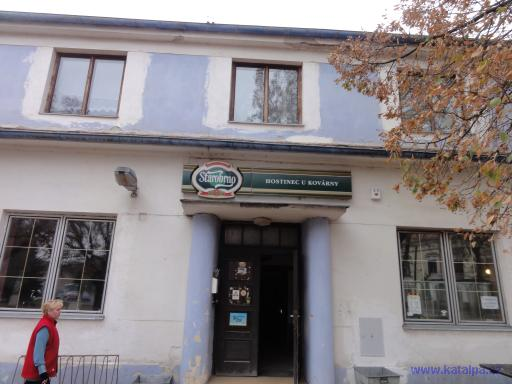 Hostinec U kovárny - Těšany
