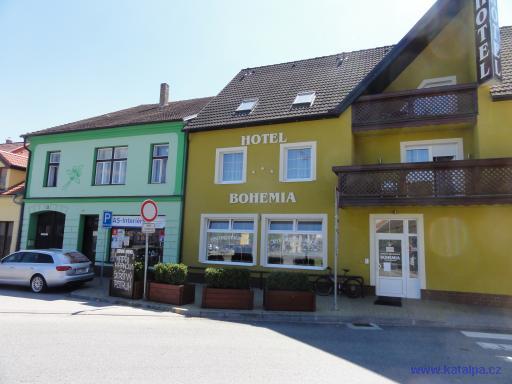 Hotel Bohemia - Lomnice nad Lužnicí