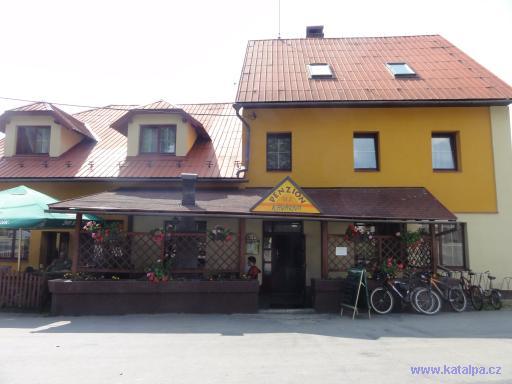 Penzion kavárna MZ - Janová