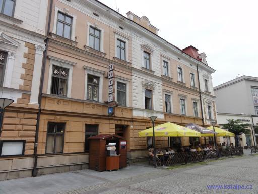 Hotel Pančava - Vsetín