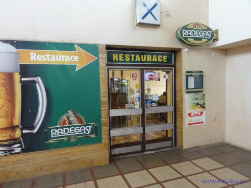 Nádražní restaurace - Hranice na Moravě