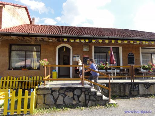 Restaurace Městečko u Křivoklátu