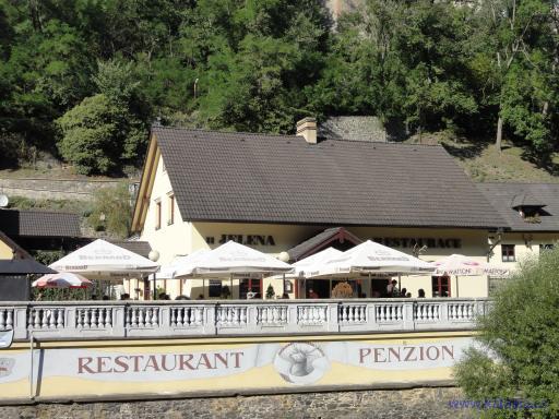 Restaurace U jelena - Křivoklát