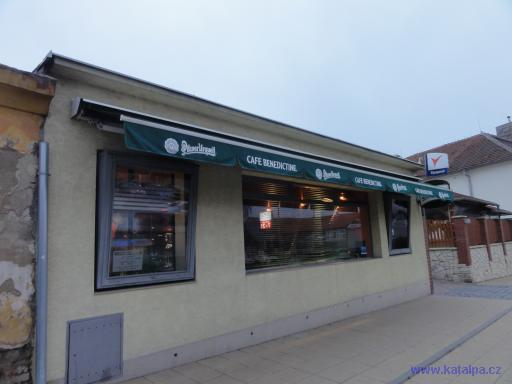 Cafe Benedictine - Rajhrad