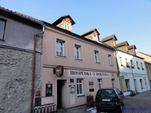 Hospůdka U doktora - Ostrov nad Ohří