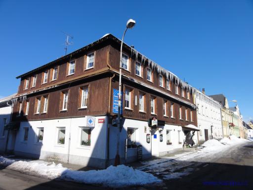 Hotel Modrá hvězda - Horní Blatná
