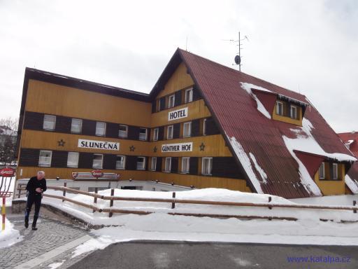 Hotel Slunečná - Boží Dar