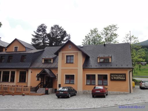 Restaurace U pošťáka - Filipovice