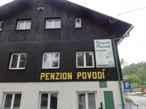 Penzion Povodí - Bělá pod Pradědem