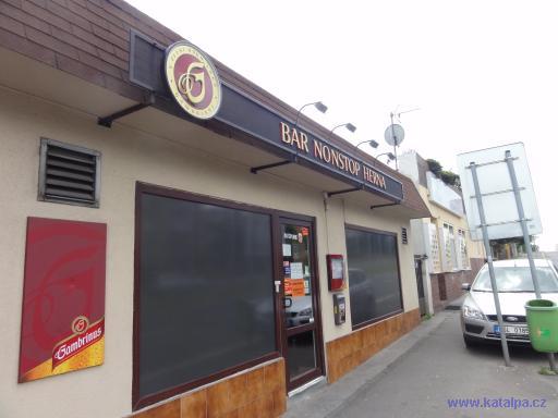 Bar Nonstop Na Padesátém - Praha