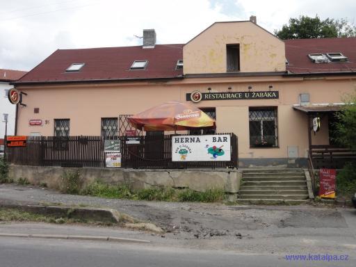Restaurace U Žabáka - Praha Nebušice