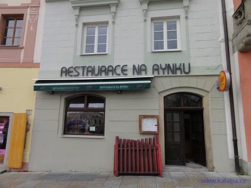Restaurace Na Rynku - Havlíčkův Brod
