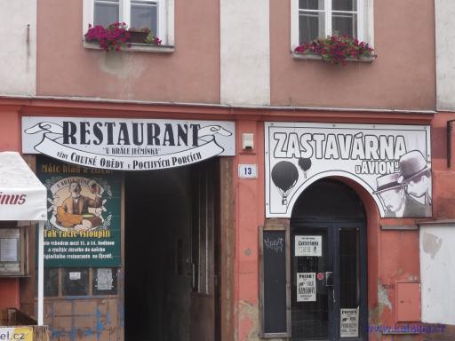 Restaurant U krále Ječmínka - Prostějov