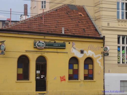 Pivnice Aladin 19 - Brno