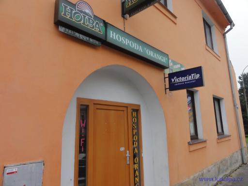 Hospoda Orange - Nové Město na Moravě