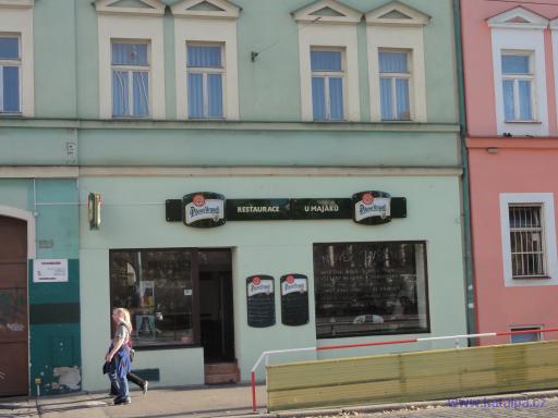 Restaurace U Majáků - Praha Holešovice