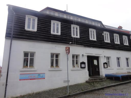 Penzion Drak - Jiřetín pod Jedlovou
