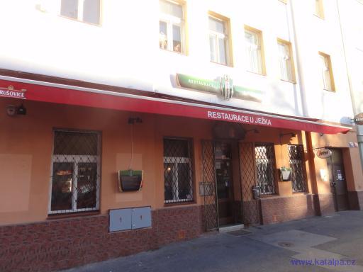 Restaurace U Ježka - Praha Vršovice