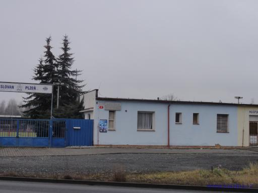 Hospoda Slovan - Plzeň Bory