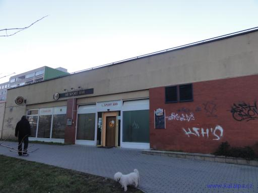 AB Sport Bar - Praha Lužiny