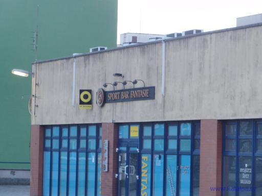 Sport bar Fantazie - Praha Lužiny