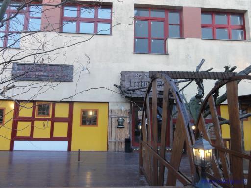 Restaurace Čertův mlýn - Praha Lužiny