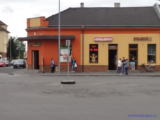Herňa Peron - Nové Mesto nad Váhom