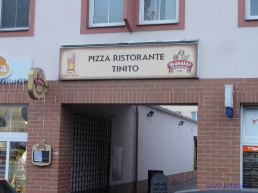 Pizza Ristorante Tinito - Lovosice