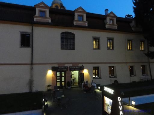 Divadlo restaurant Na kovárně - Poděbrady