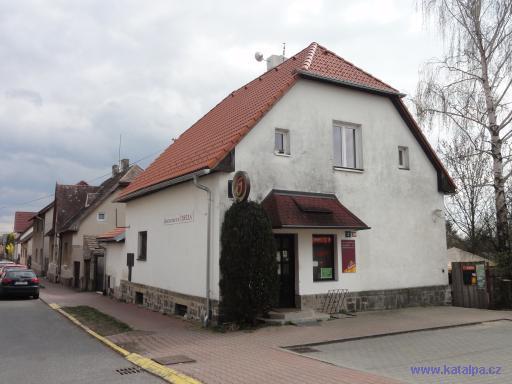 Restaurace Čeréza - Praha Kolovraty