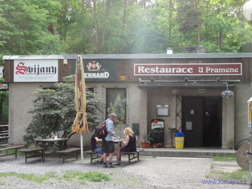 Restaurace U Pramene - Kersko