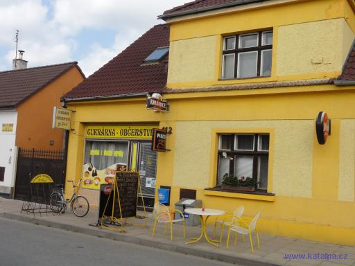 Cukrárna občerstvení U Pixů - Lysá nad Labem