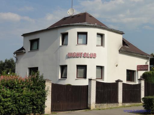 Night club Stefanie - Česká Lípa