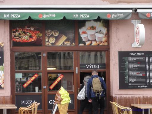 KM Pizza - Praha Smíchov